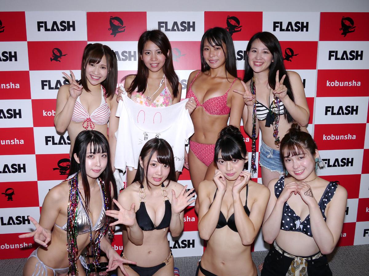 ミスFLASH2020 マシェバラ スタジオ配信第3回が終了!